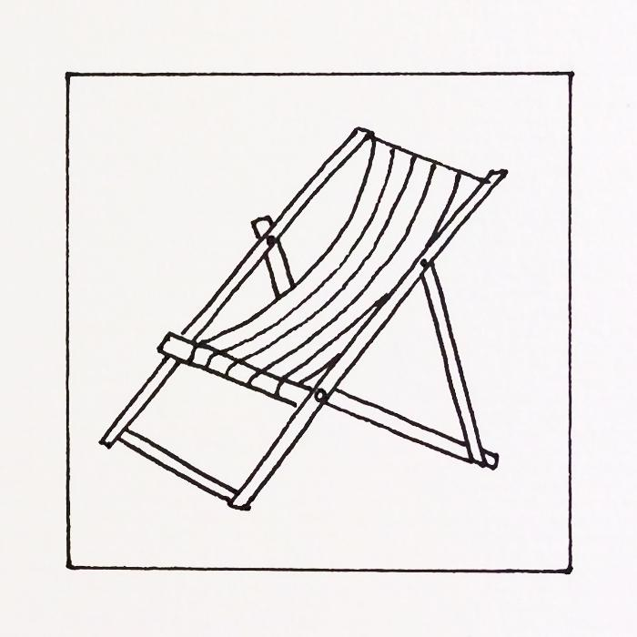 Line Drawing Beach : Pics for gt beach hut drawing